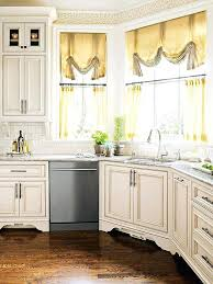curtain ideas for kitchen sink window curtains and window treatments