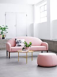 pink couches for bedrooms. 12 Times Pink Sofas Made The Room On Design*Sponge Couches For Bedrooms R