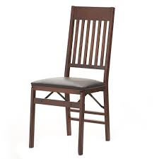 wooden folding chairs with padded seats. Perfect Chairs Throughout Wooden Folding Chairs With Padded Seats N