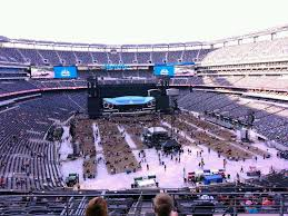 Metlife Seating Chart One Direction Metlife Stadium Concert Seating Chart View Disclosed