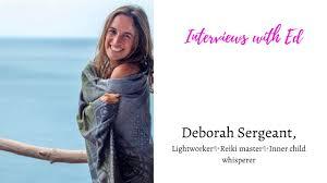 Deborah Summers, Lightworker I Reiki master I Inner child whisperer -  YouTube
