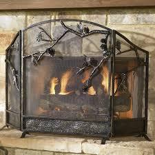 fabulous glass fireplace screens and glass fireplace screen on custom fireplace quality electric gas