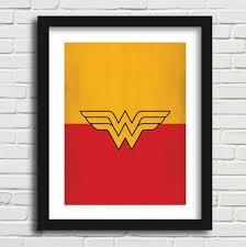 Wonder Woman Home Decor