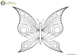 Kleurplaten Vlinders 26 Gratis Kleurplaten Voor Kinderen Vlinder