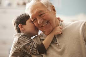 Resultado de imagen para abuelos y nietos