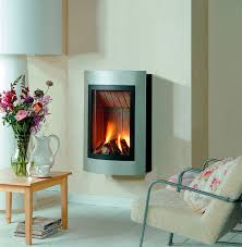 gas heating stove contemporary metal wall mounted hi fire ligero
