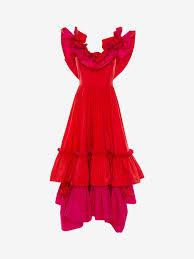 Alexander Mcqueen Dresses Long Midi Mini Evening Gowns