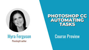 Photoshop Skills: Photoshop CC Automating Tasks Course Preview - YouTube