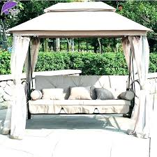 outdoor furniture swing chair. Canopy Swing Outdoor Bed Best Of Patio For Furniture Chair