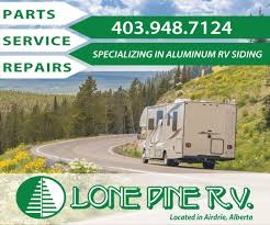 we also custom manufacture aluminum rv siding to match virtually any unit