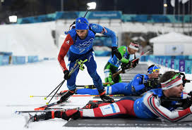 The race was started at 14:15. Pyeongchang Day 13 Arianna Fontana Bronzo Nei 1000m Staffetta Femminile Di Biathlon Sfiora La Medaglia By Vincenzo Carlesimo Medium