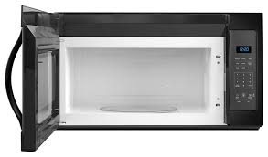 whirlpool 1 7 cu ft microwave hood combination with electronic controls