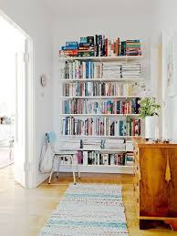 diy shelves ideas small space secrets swap your bookcases for freestanding bookcase