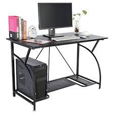 basic office desk. Computer Desk Basic Home Office Table Laptop Luxurious Large  Workstation For Basic Office Desk