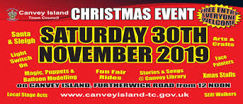Christmas Event Christmas Event 30th November 2019 Canvey Island Town Council