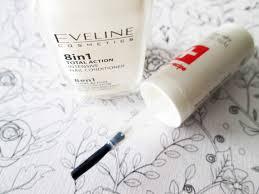 Eveline Cosmetics Pečující Laky O Nehty