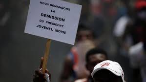 """Résultat de recherche d'images pour """"haiti manifestations photos images"""""""