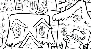 Christmas Manger Scene Coloring Pages Nativity Coloring Pages