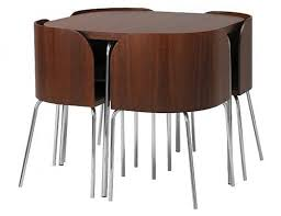 fantastic round folding dining table modern folding chairs