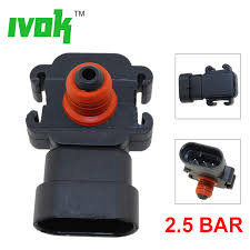 New 2.5 Bar Manifold Pressure <b>MAP Sensor For Renault</b> Scenic ...