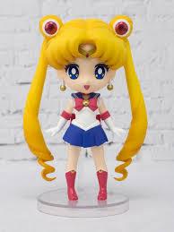 <b>Фигурка BANDAI</b> Figuarts mini Sailor Moon 55180-1 <b>Bandai</b> ...