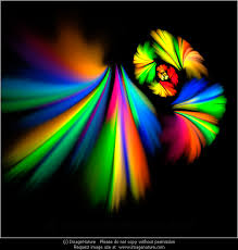 colorful fun happy journey digital art concept image