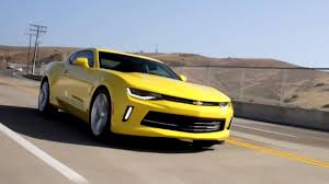 2017 Chevrolet Camaro - Kelley Blue Book