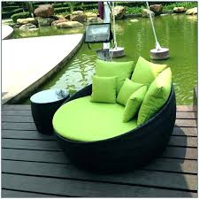 round outdoor cushions clearance chair