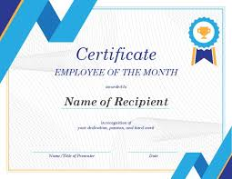 Employee Of The Month Free Online Employee Of The Month Free Online Magdalene Project Org
