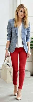 professional interview outfits for women who want to make a fall outfit