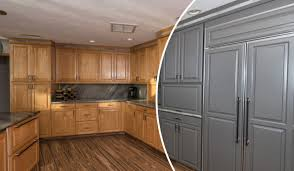 Cabinet refacing before and after Refacing Ideas Cabinet Refacing Youtube Cabinet Refacing Service Nhance