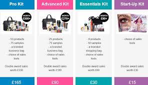 Avon Commision Chart 2017 Avon Starter Kits For New Representative Kit Start Your