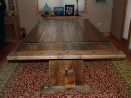 Barnwood Kitchen Table Barn Wood Kitchen Table Cliff Kitchen