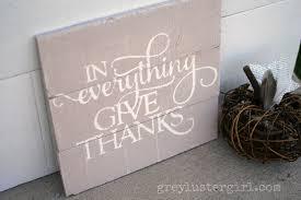 diy wooden thanksgiving sign thankful