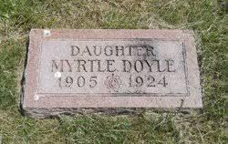 Myrtle Doyle (1905-1924) - Find A Grave Memorial