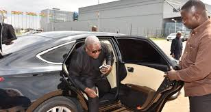 ford president car. has said it will need more time to investigate the circumstances under which president john dramani mahama, received a $100,000 ford vehicle from car m