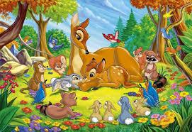 51 Gambar Animasi Hutan Dan Hewan Gratis - Gambar Hewan