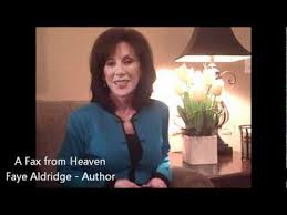 Real Messages from Heaven by Faye Aldridge - YouTube