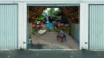 garage door muralsTune your home with garage door murals NSFW