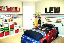 car themed bedroom furniture. Race Car Theme Bedroom Themed Room Toddler Ideas Boy Cars Trucks Furniture