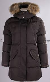 extra winter jacket blanch brown