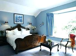 Blue Bedroom Color Striped White Light Blue Master Bedroom Colors