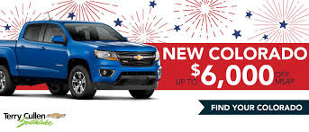 new 2019 colorado on at terry cullen chevrolet