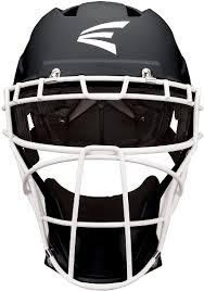 Easton Grip A165345 Girls Fastpitch Softball Catchers Helmet Small