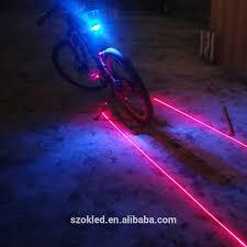 Rear Bike Light 5led 2laser Cycling Bicycle Bike Light 7 Flash Mode Safety Rear Lamp Waterproof Laser Tail Warning Lamp Flashing Buy Led Tail Lamp Innova Tail