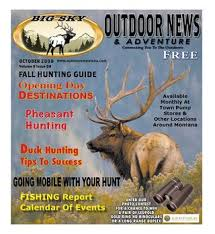 Outdoor News and Adventure by Missoulian - issuu