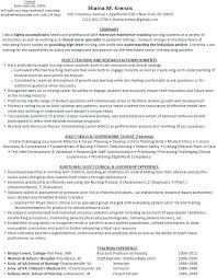 Nurse Educator Resume Nurse Educator Resume Sample Resume Nurse Practitioner