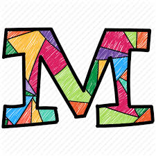 Image result for letter m