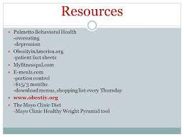 47 resources palmetto behavi health