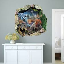 Motocross Bedroom Decor Compare Prices On Dinosaur Stickers For Wall Online Shopping Buy